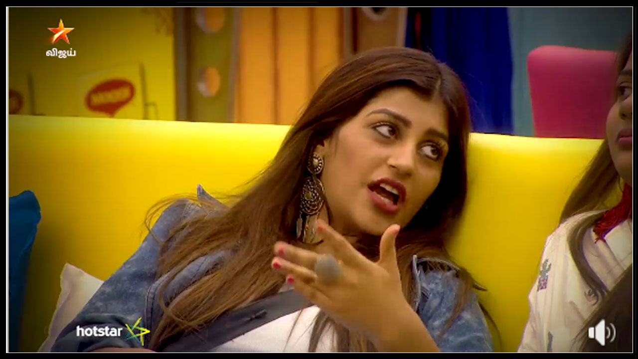 Photo of Bigg Boss Tamil : Fight between Yashika Anand And Jananai Iyer