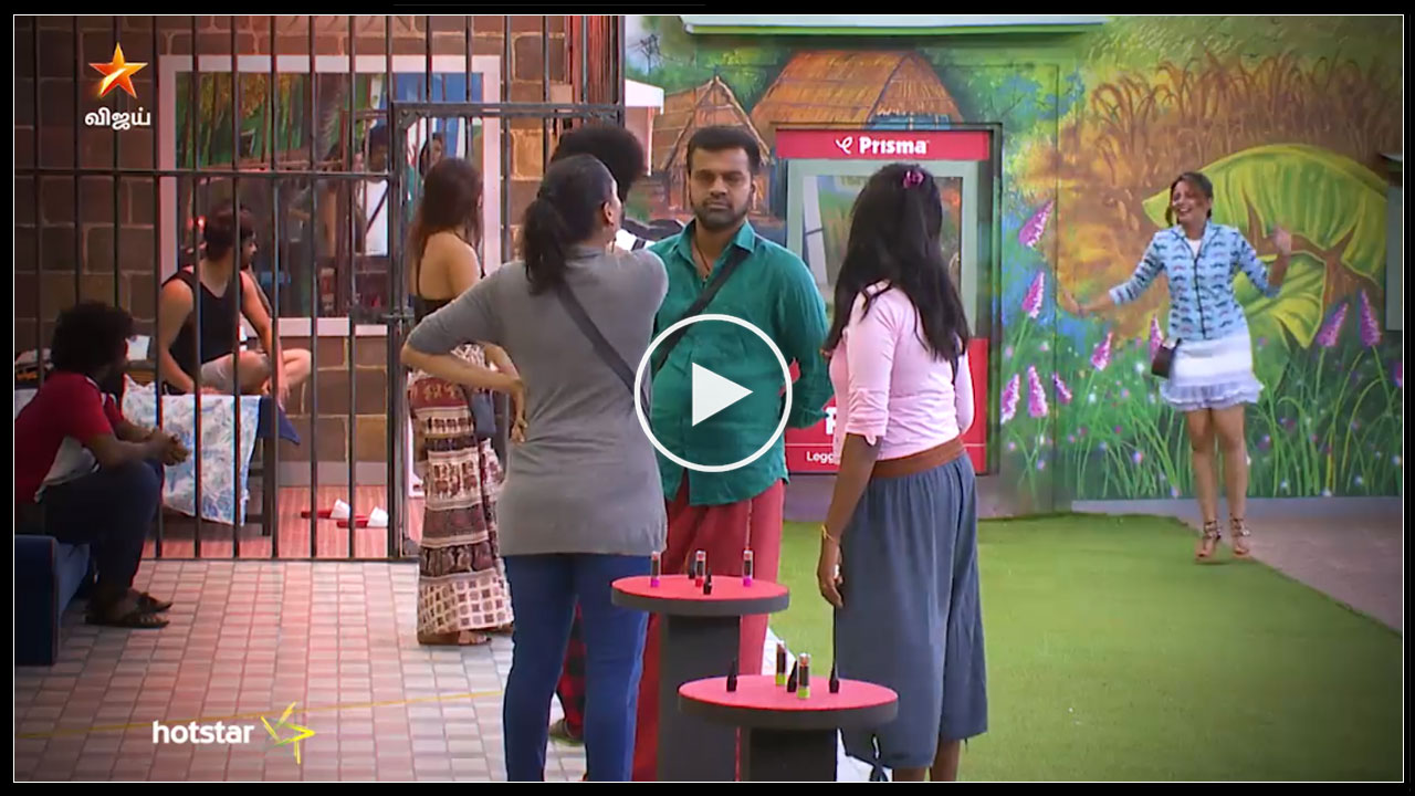 Photo of Bigg Boss Tamil : Aishwarya Breaks The Bigg Boss Rule