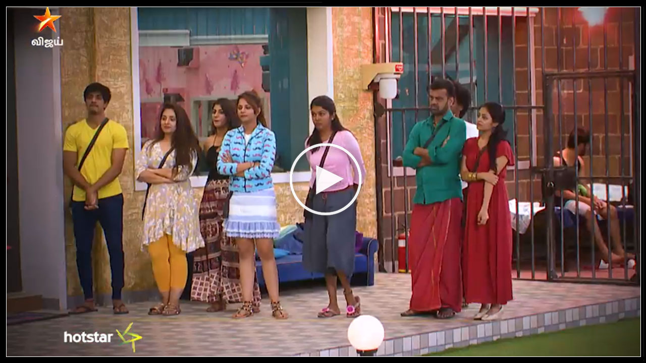 Photo of Bigg Boss Tamil : Nomination Process In Bigg Boss House