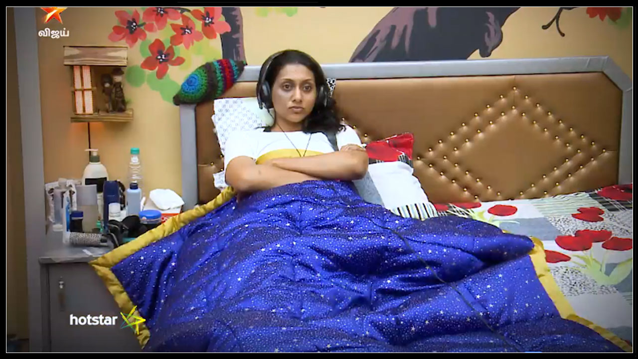 Photo of Bigg Boss Tamil : Vaishnavi Watching Nomination Process From Secret Room