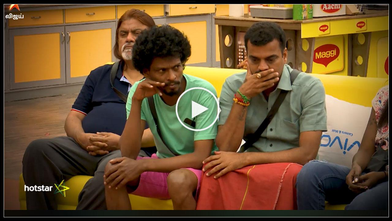 Photo of Bigg Boss Tamil : Nomination process begins