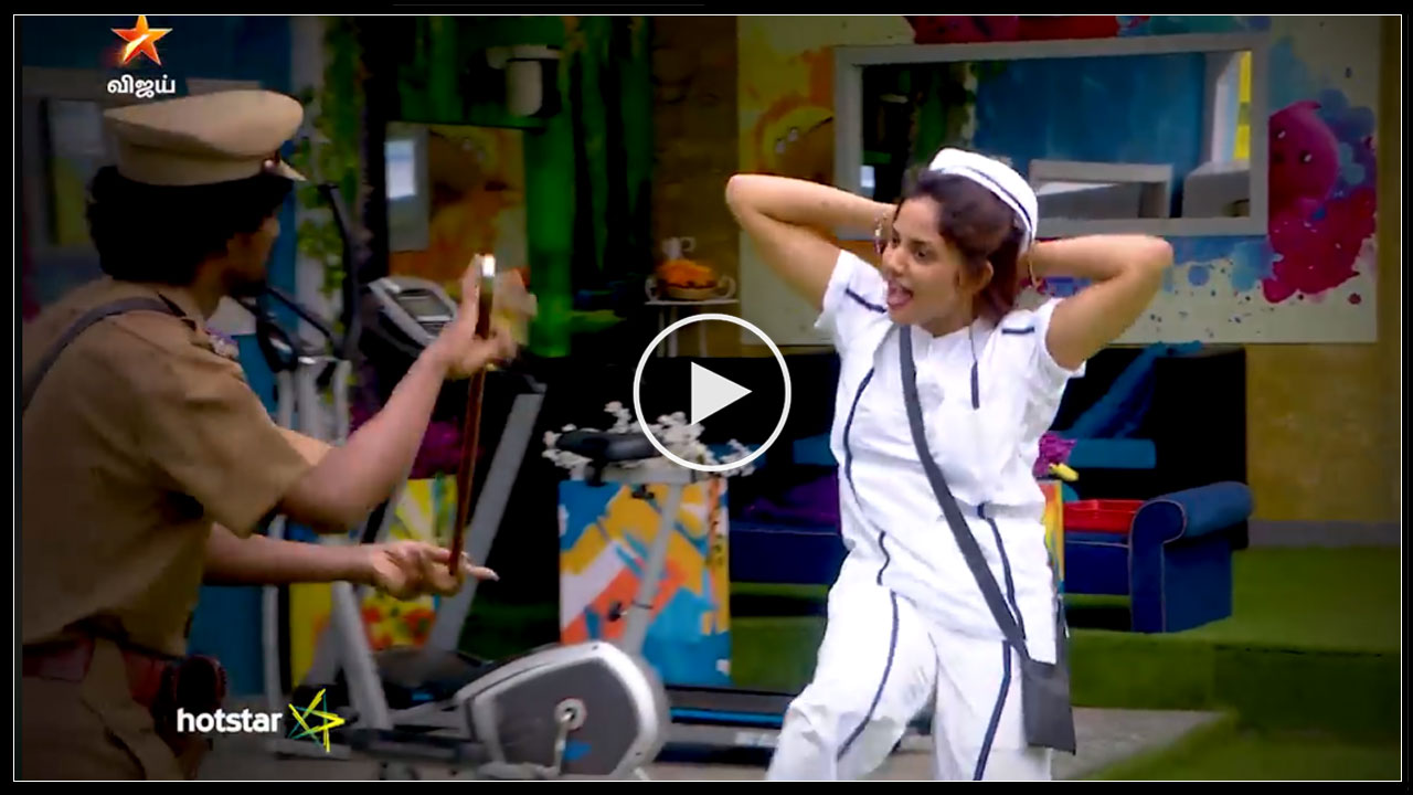 Photo of Bigg Boss Tamil : Police And Thief Task In Bigg Boss house