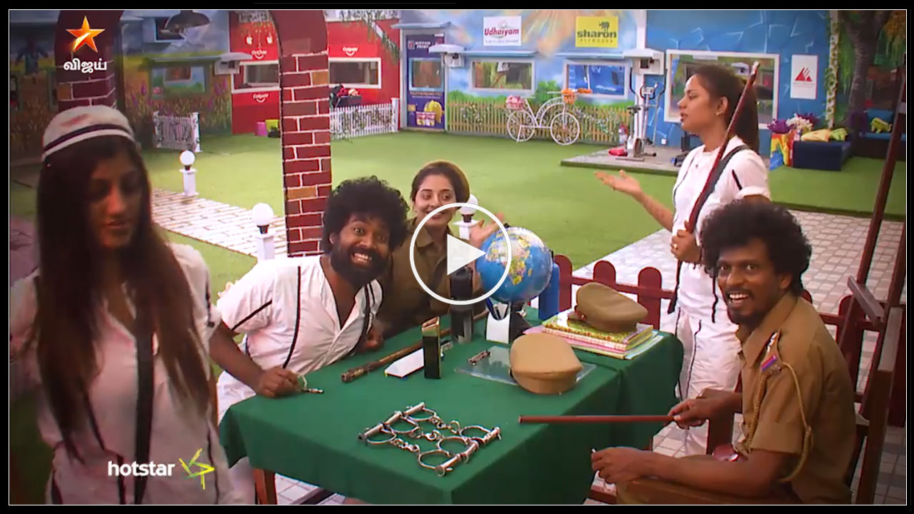 Photo of Bigg Boss Tamil : Rj.Vaishnavi Talk About Daniel
