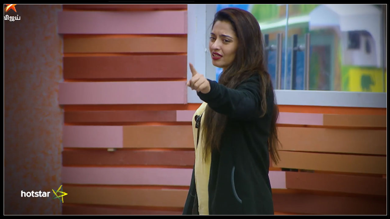 Photo of Bigg Boss Tamil : Fight Between Mahat And Mumtaz