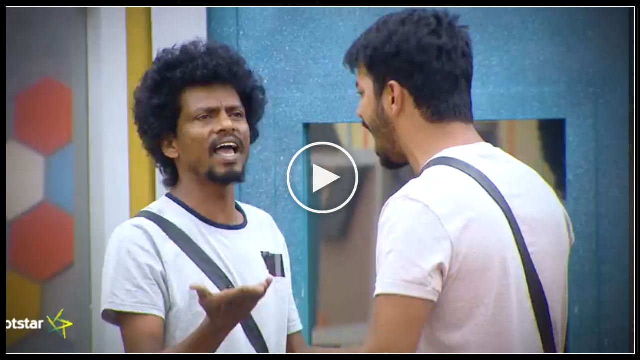 Photo of Bigg Boss Tamil : Mahat Fight And Insulting Sendrayan