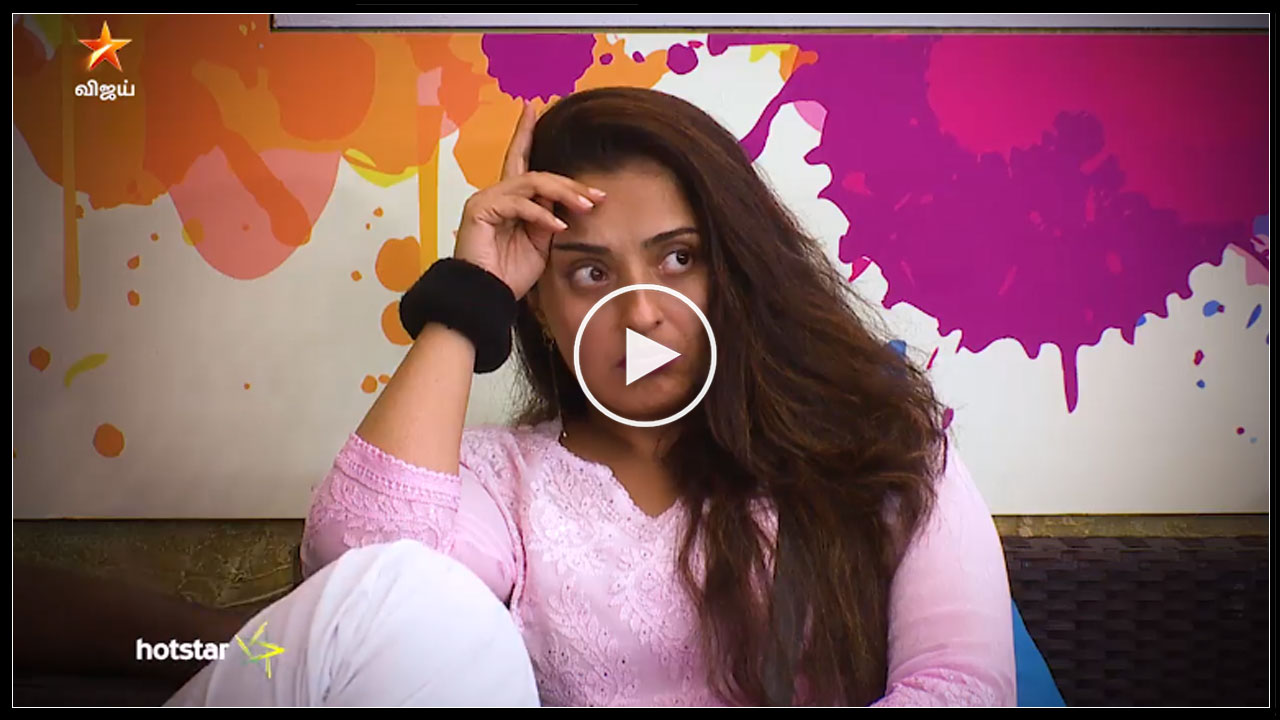 Photo of Bigg Boss Tamil : Vaishnavi advise to Balaji