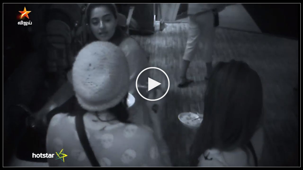 Photo of Bigg Boss Tamil : Fight Between Mumtaz And Janani Iyer