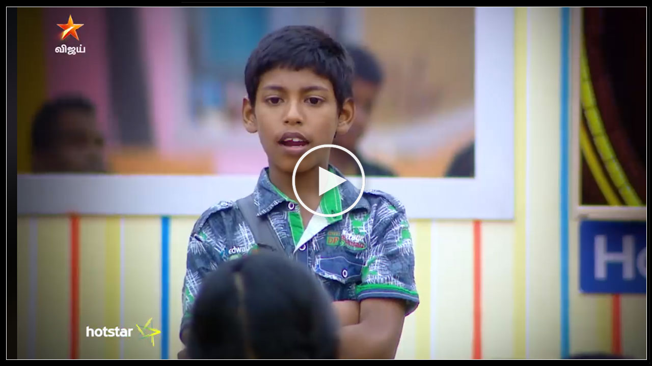 Photo of Bigg Boss Tamil : Orphan Childs In Bigg Boss House