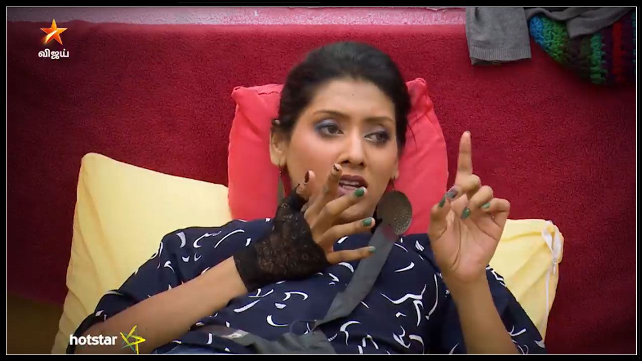 Photo of Bigg Boss Tamil : Vaishnavi Talk About Ponnambalam Habit