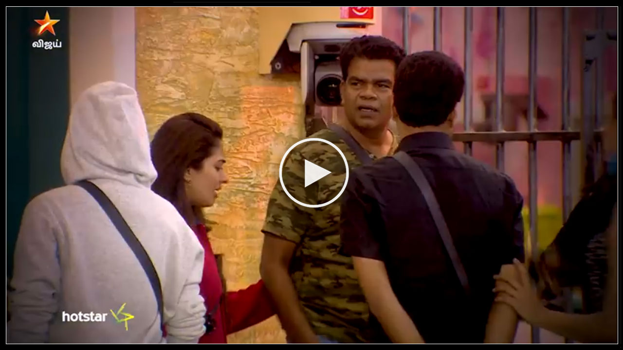 Photo of Bigg Boss Tamil : Bigg Boss Contestants Talk About Ponnambalam Punishment.