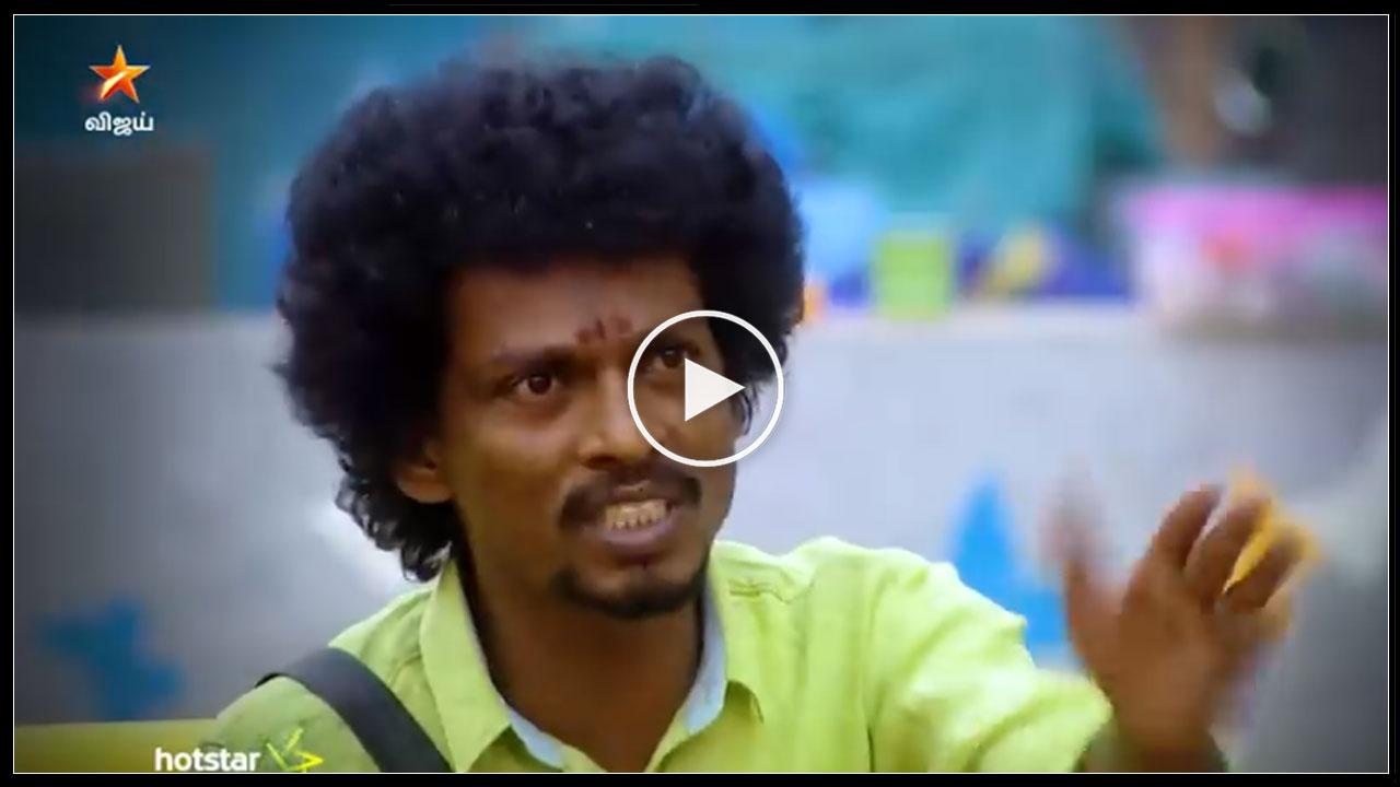 Photo of Bigg Boss Tamil : Sendrayan Gets Emotional