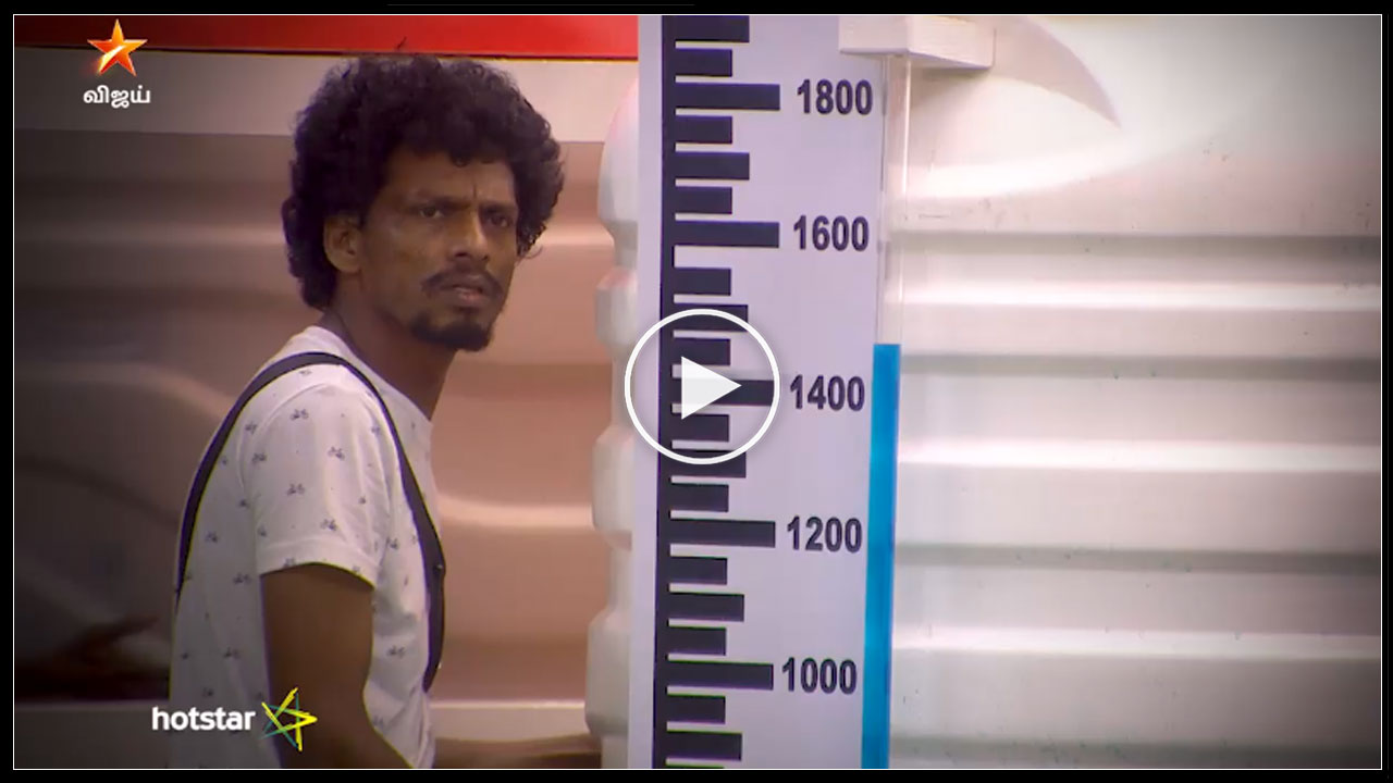 Photo of Bigg Boss Tamil : Mahat shouting with Mumtaz