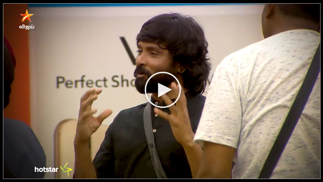Photo of Bigg Boss Tamil : Snehan Entered In Bigg Boss House