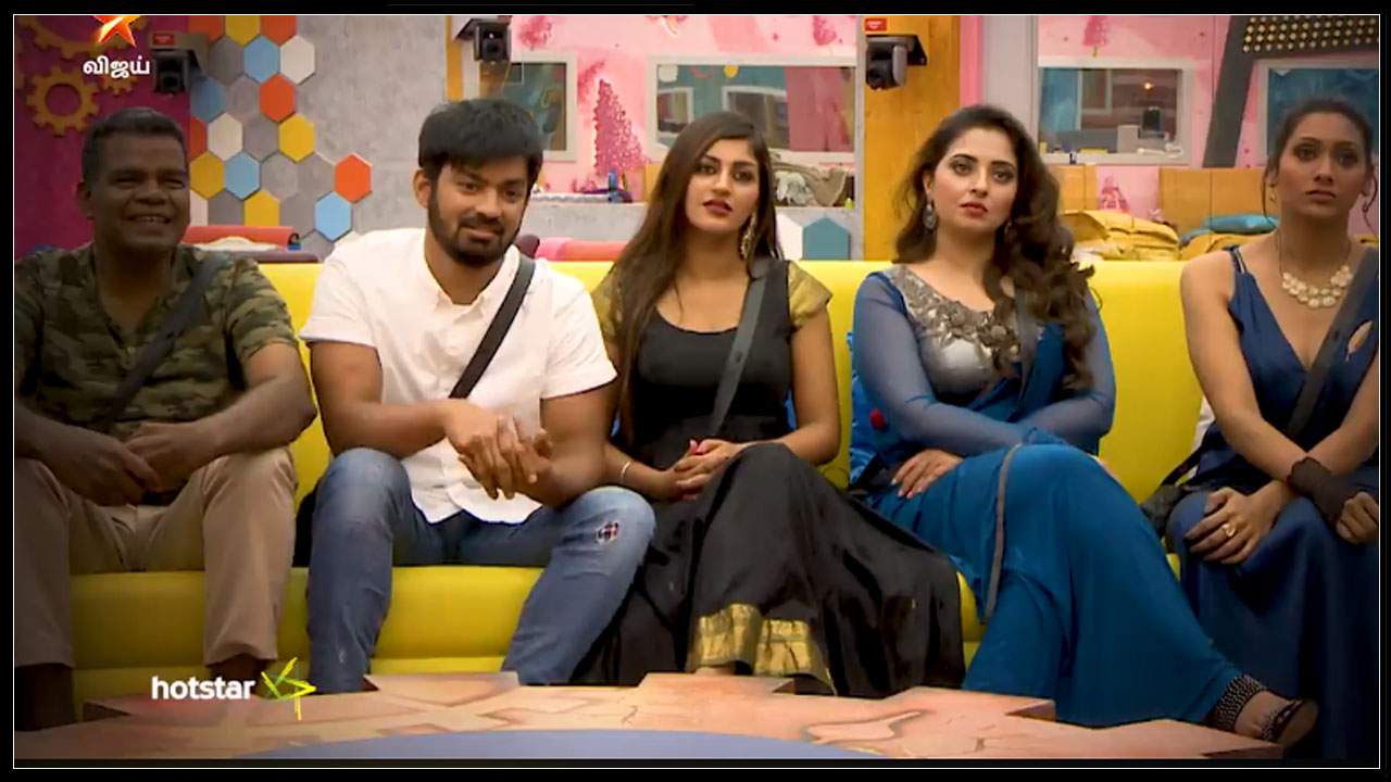 Photo of Bigg Boss Tamil : Kamal Talks With Bigg Boss Contestants About Elimination