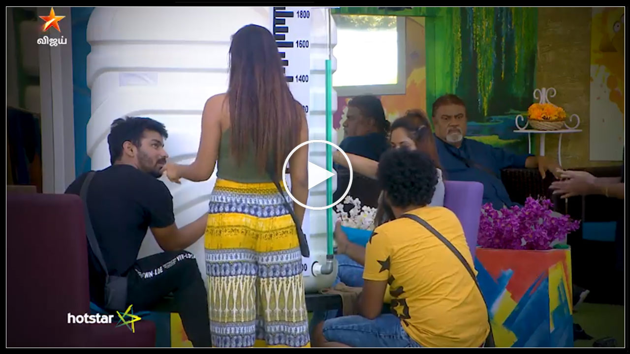 Photo of Bigg Boss Tamil :  Fight between Mumtaz and Mahat