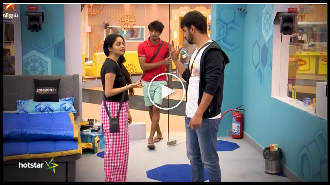 Photo of Bigg Boss Tamil : Fight Between Mahat And RJ.Vaishnavi