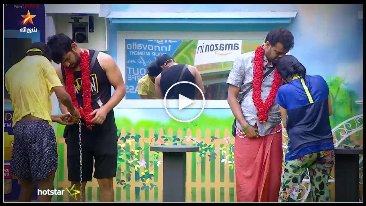 Photo of Bigg Boss Tamil : Swimming Pool Task In Bigg Boss House