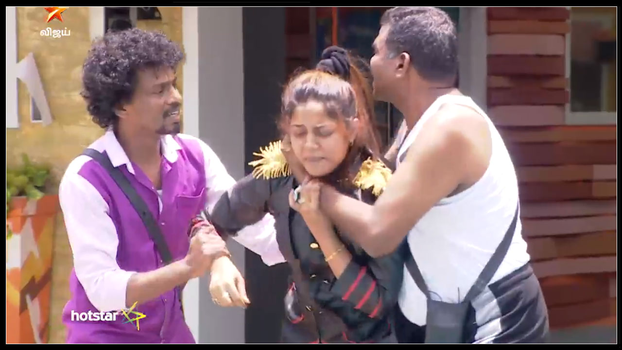 Photo of Bigg Boss Tamil : Sendrayan Pushed Aishwarya Into Swimming Pool