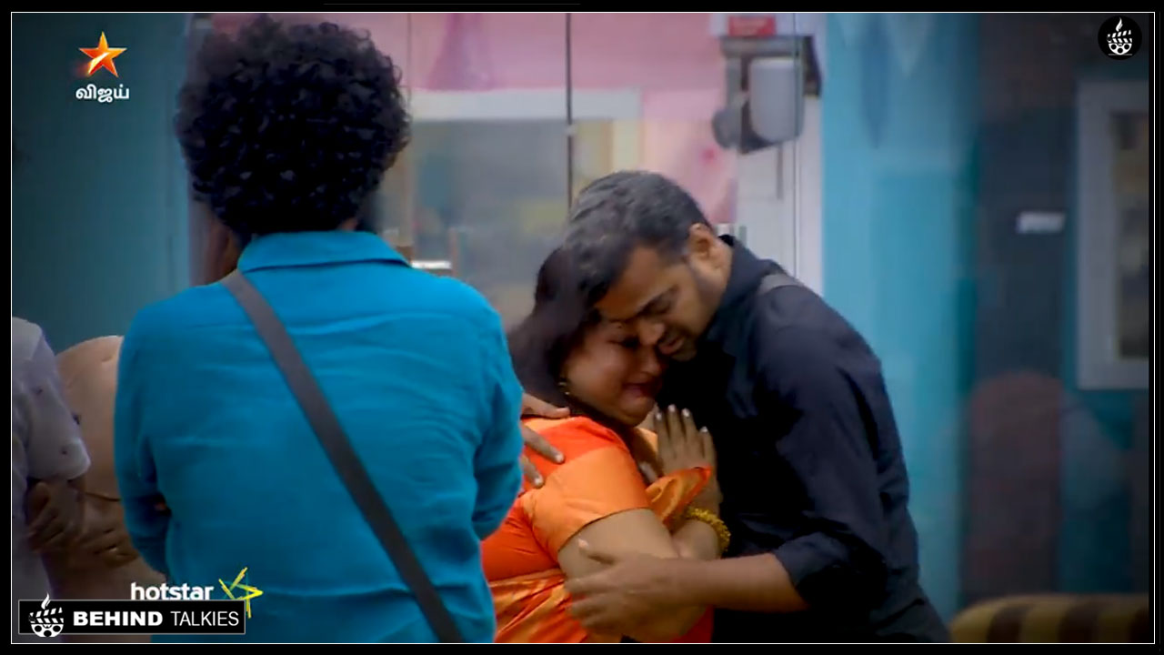 Photo of Bigg Boss Tamil: Neighbour Entered Inside Bigg Boss House