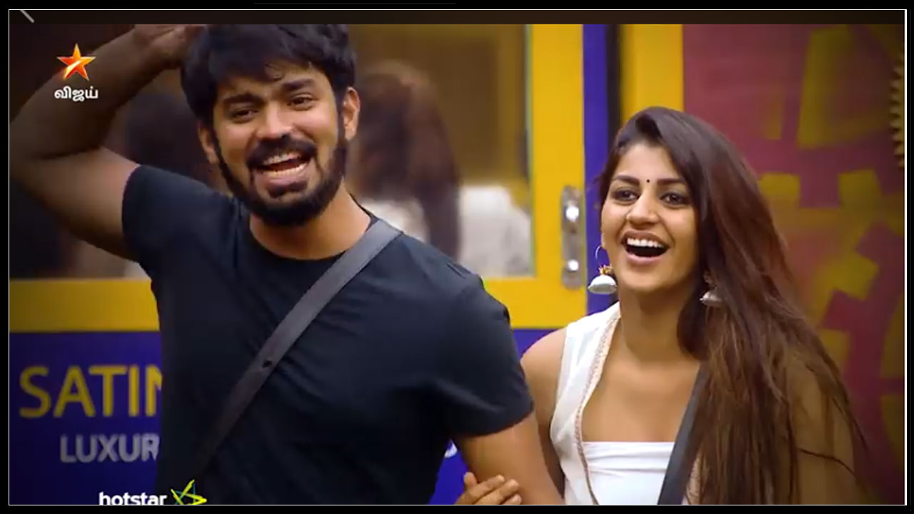 Photo of Bigg Boss Tamil : Sendrayan Teasing Vaishnavi