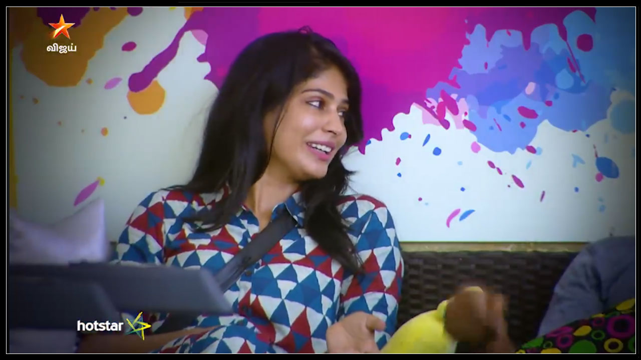 Photo of Bigg Boss Tamil: Mahat Talk About Vijayalakshmi
