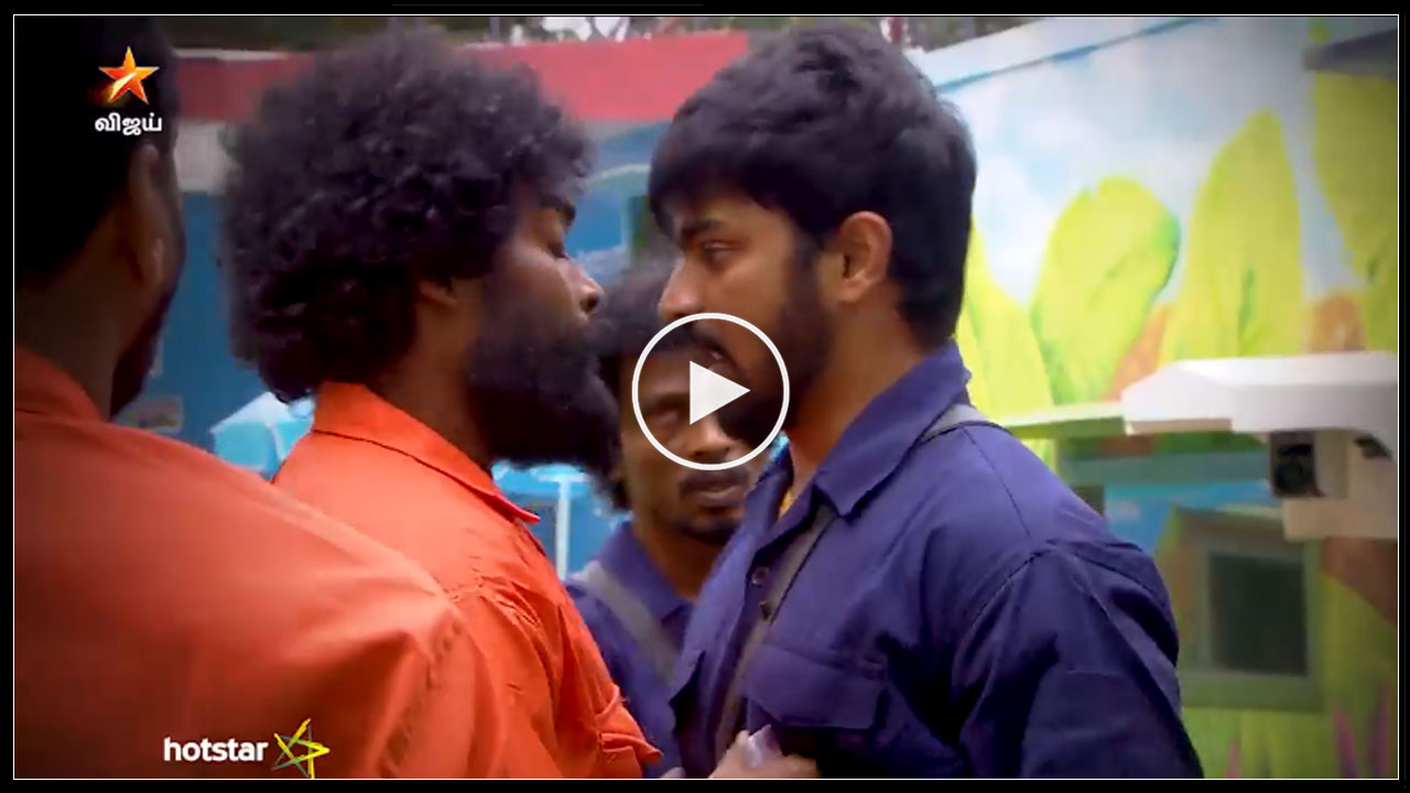 Photo of Bigg Boss Tamil : Fight Between Mahat And Daniel