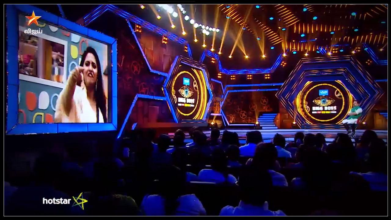Photo of Bigg Boss Tamil: Mumtaz Imitate Like Aishwarya