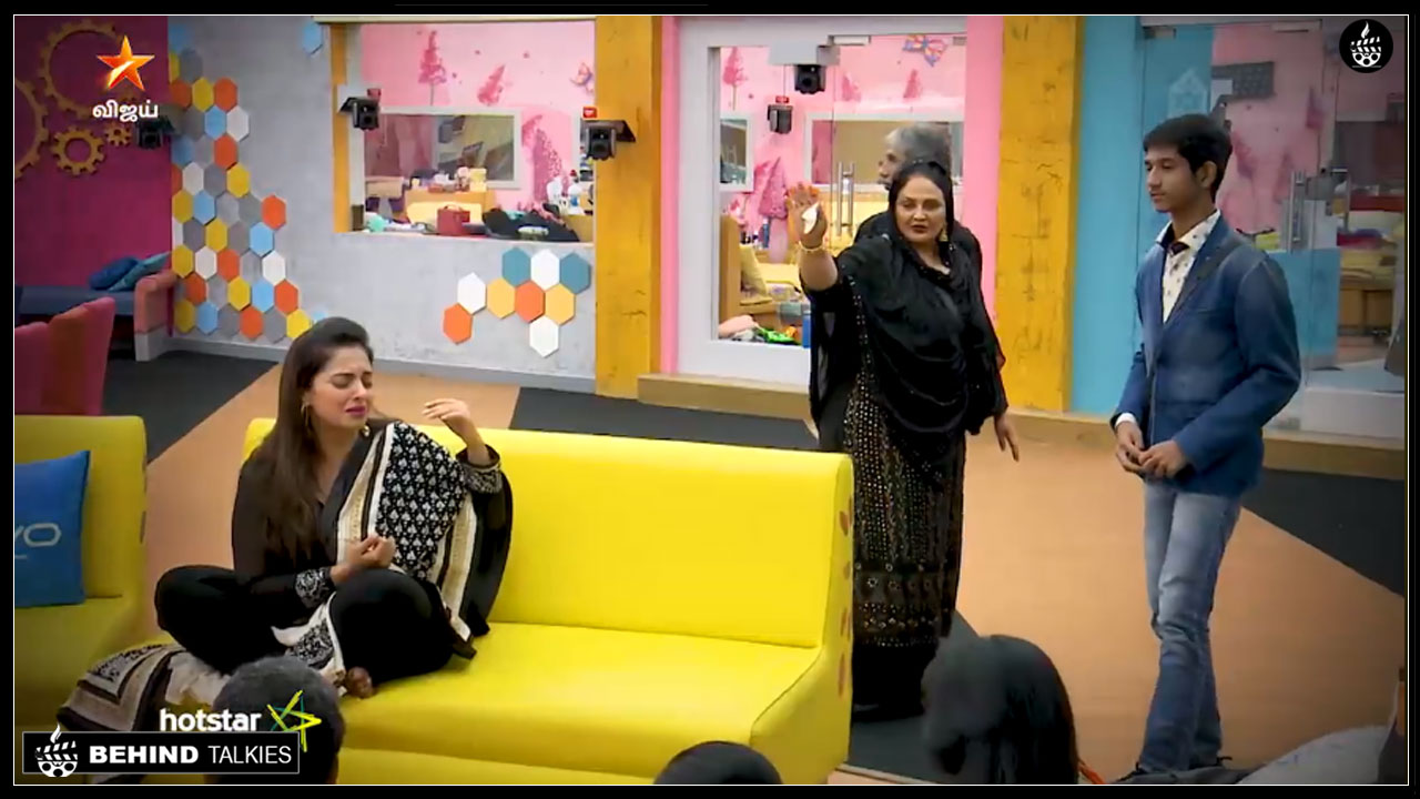 Photo of Bigg Boss Tamil: Neighbour Enterd Inside Bigg Boss House