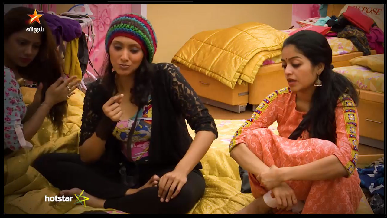 Photo of Bigg Boss Tamil : Vaishnavi Advice Mahat