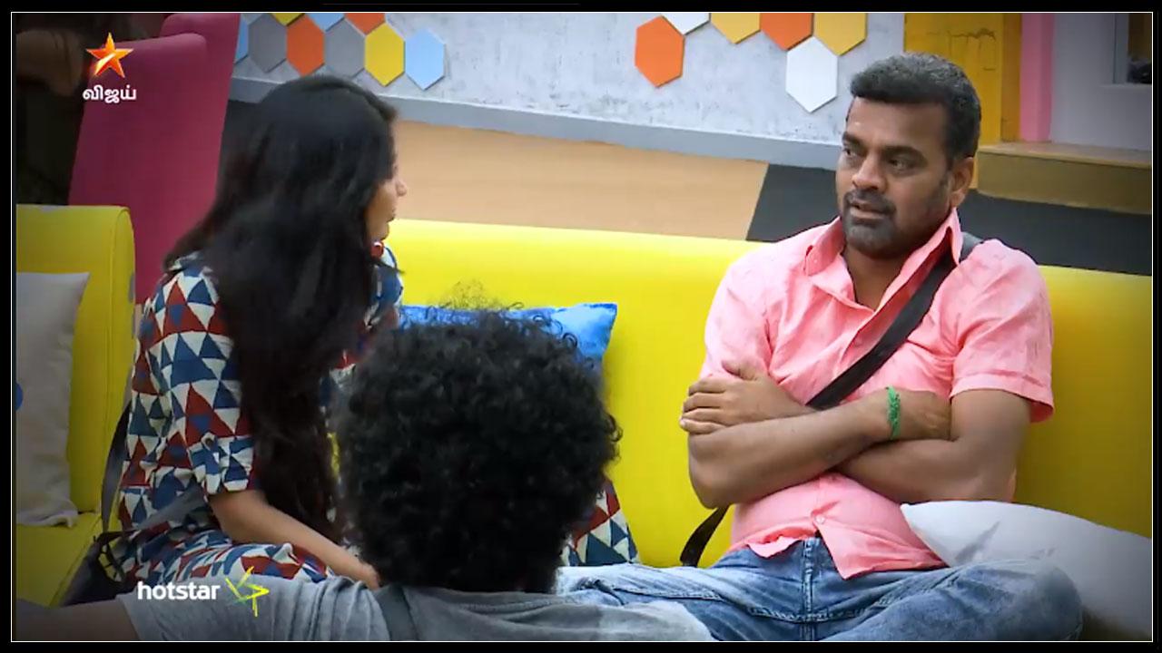 Photo of Bigg Boss Tamil: Balaji Talk About Sendrayan