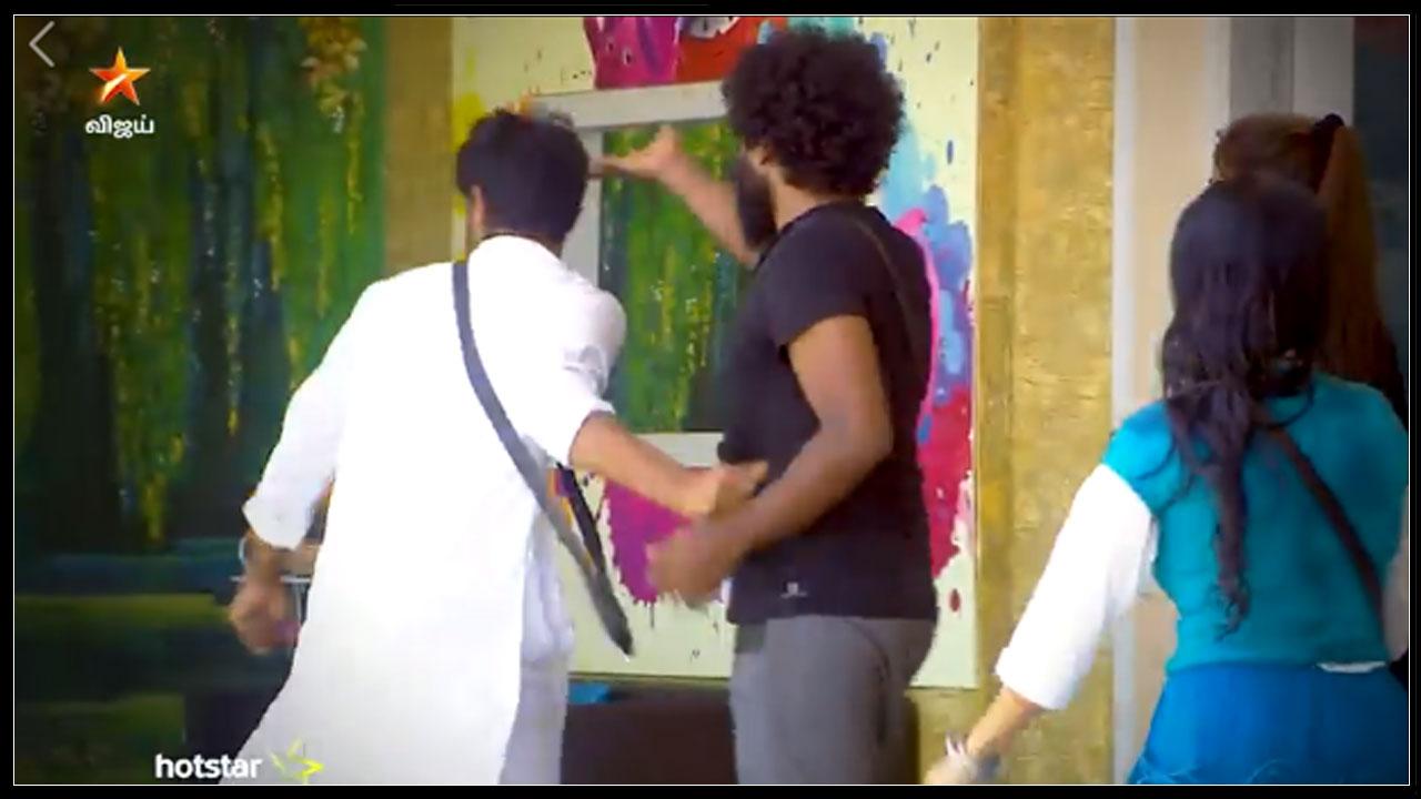 Photo of Bigg Boss Tamil:  Mahat Fight With Balaji And Daniel