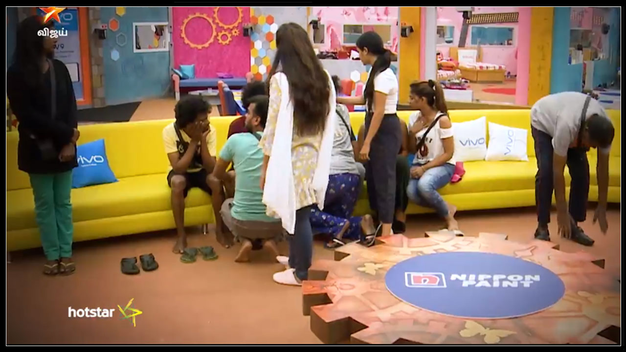 Photo of Bigg Boss Tamil : Bigg Boss Contestant Talk About Kalainger