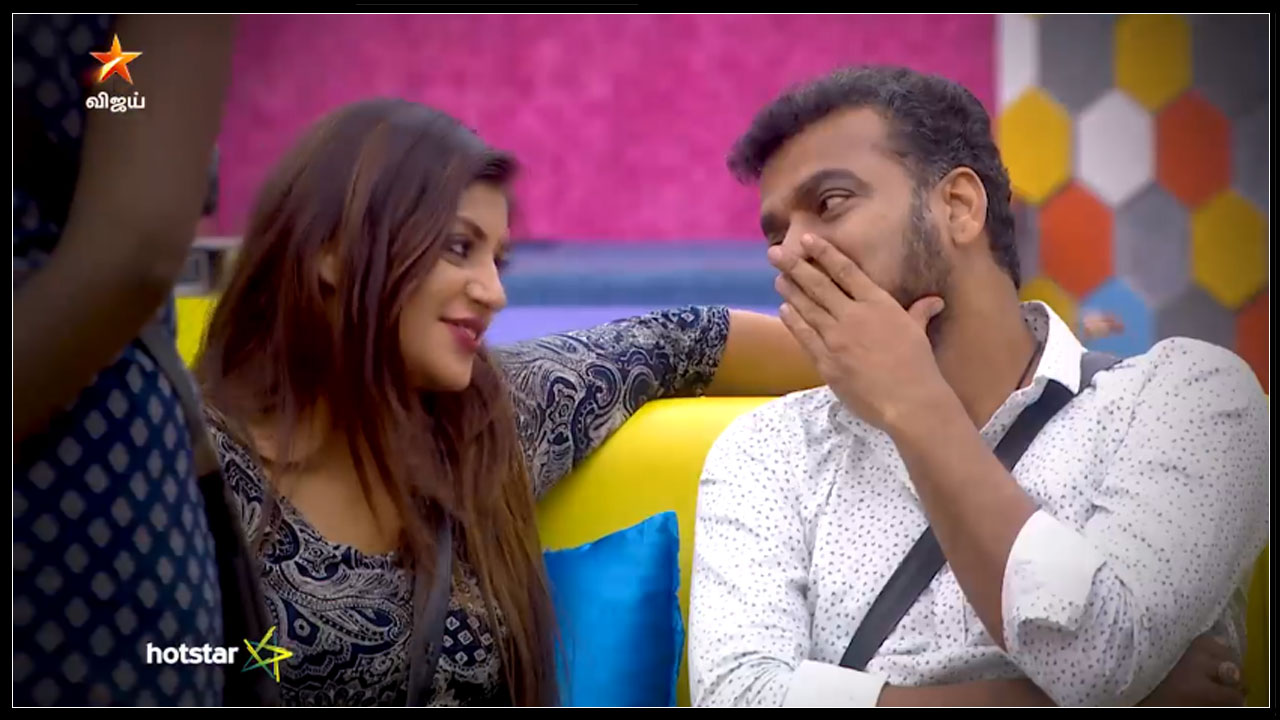 Photo of Bigg Boss Tamil: Housemates Supporting Yashika For Leader Post.