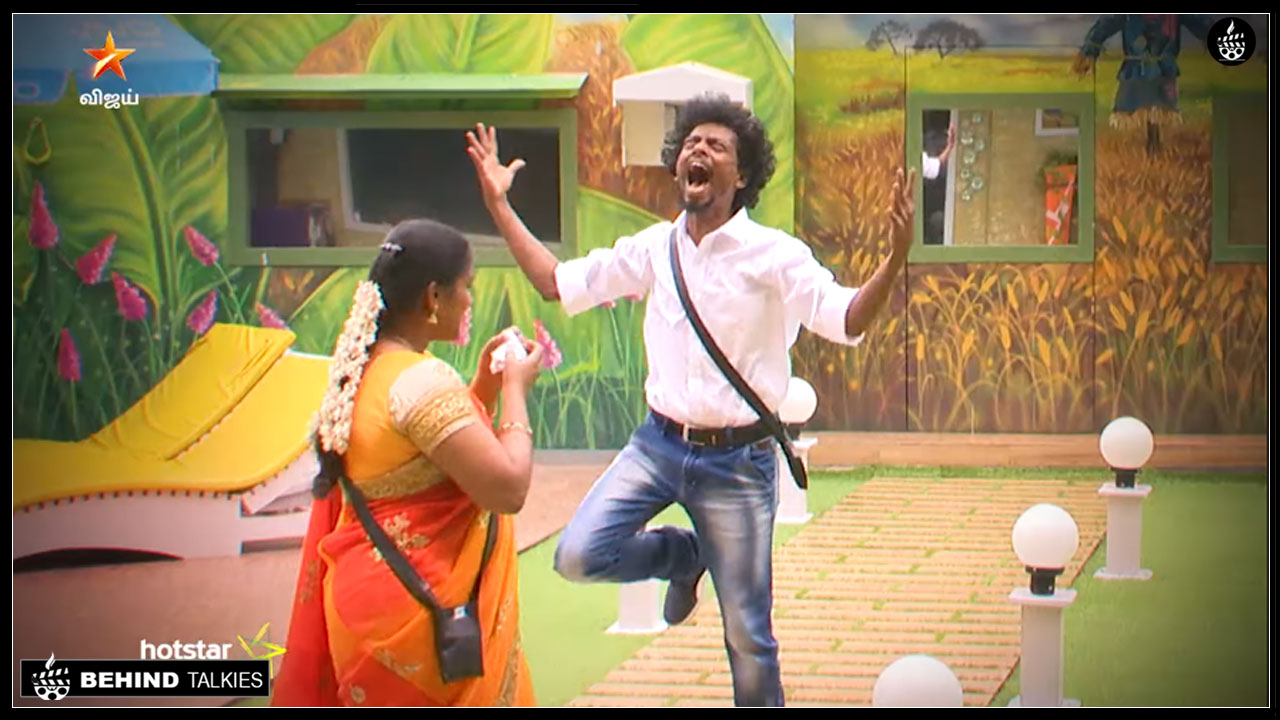 Photo of Bigg Boss Tamil: Sendrayan's Wife in to Bigg Boss House