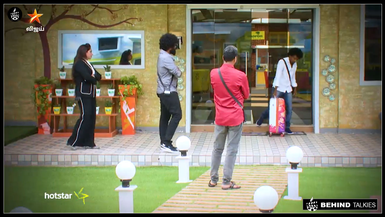 Photo of Bigg Boss Tamil:  Bigg Boss Contestant Eliminate From House