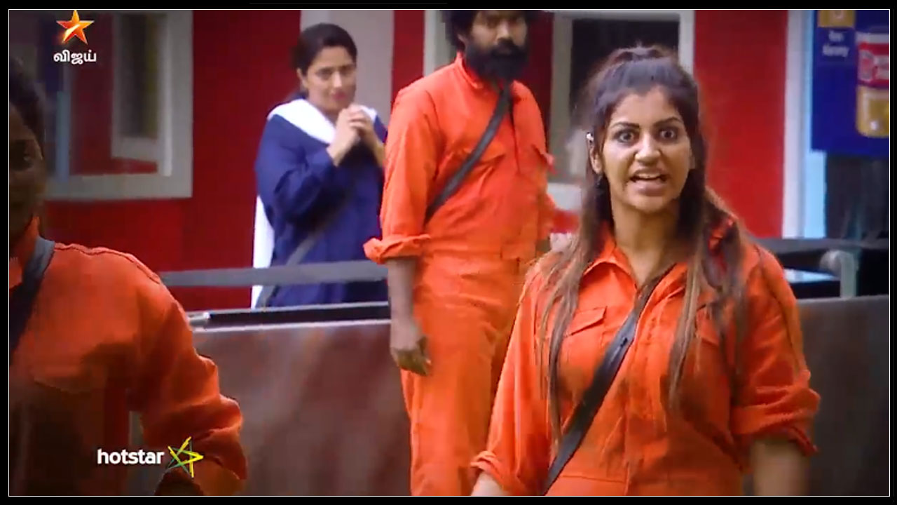 Photo of Bigg Boss Tamil:  Fight Between Aishwarya And Janani