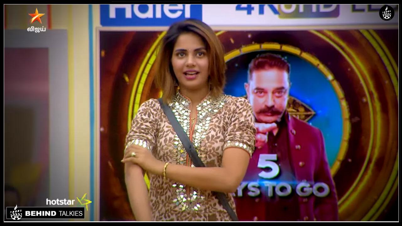 Photo of Bigg Boss Tamil: Aishwarya Talk About Hitler Task