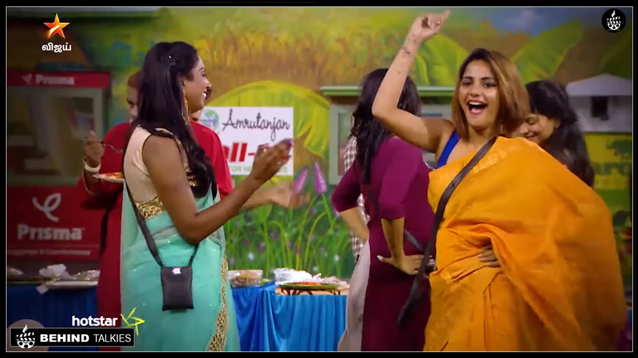 Photo of Bigg Boss Tamil: Whole Bigg Boss Contestant Celebrating Party
