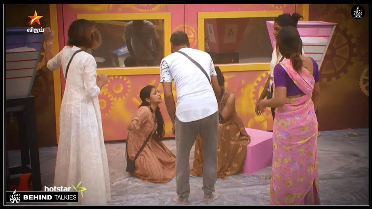 Photo of Bigg Boss Tamil: Aishwarya Worst  Behaviour