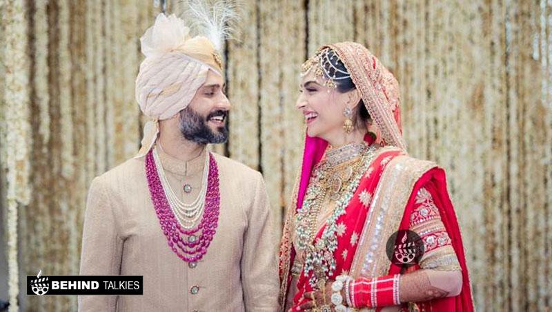 Anand Ahuja Marriage