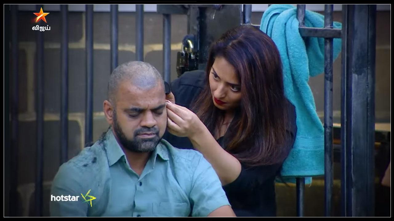 Photo of Bigg Boss Tamil: Balaji shaved his head