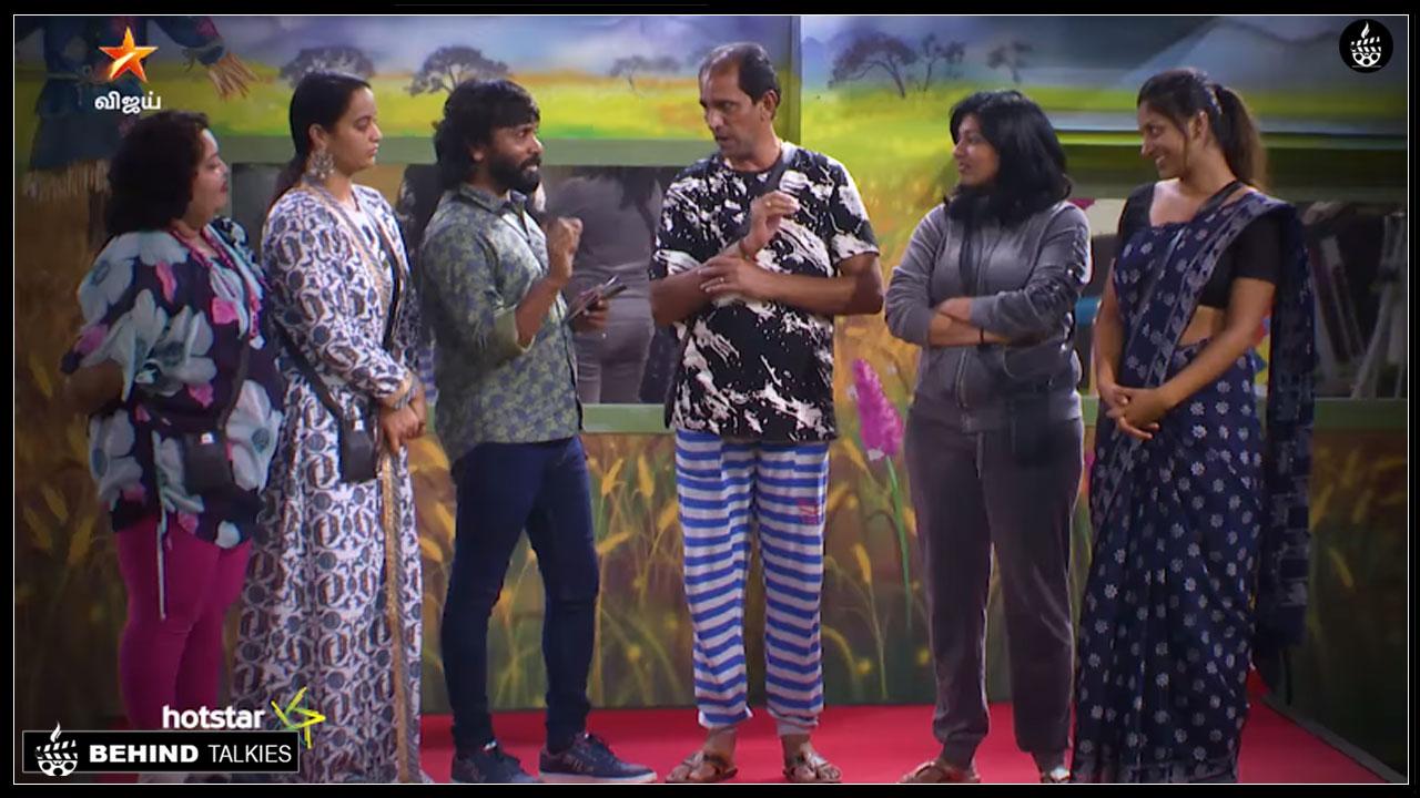 Photo of Bigg Boss Tamil: Snehan Insulting Whole Bigg Boss Contestant