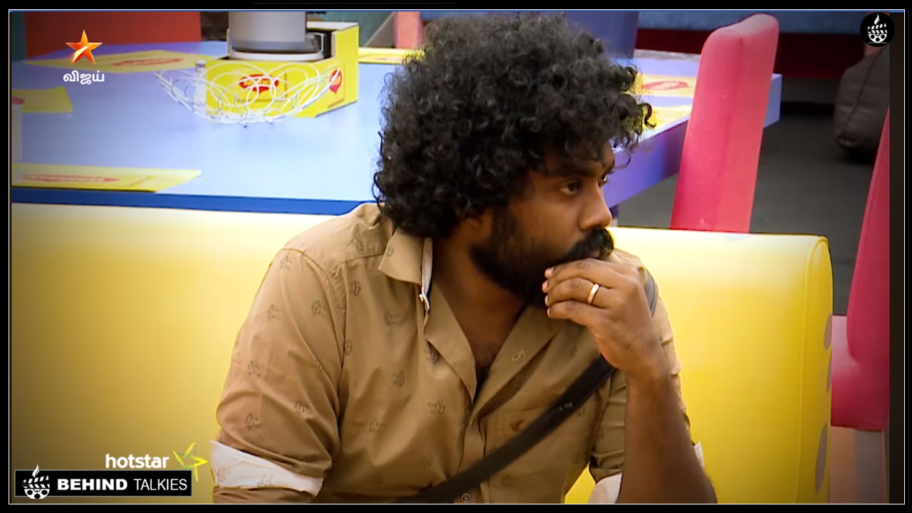 Photo of Bigg Boss Tamil: Mahat Backstab Daniel