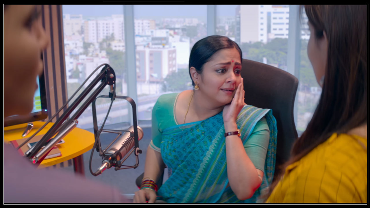 Photo of Kaatrin Mozhi Official Teaser –