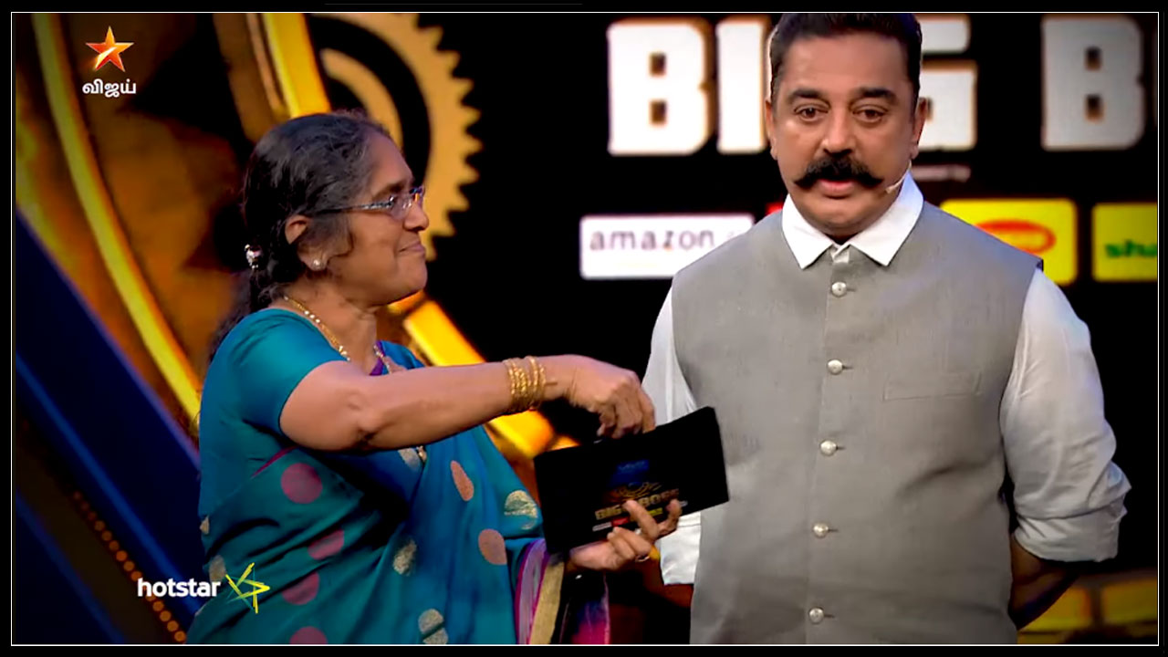 Photo of Bigg Boss Tamil: 2-nd Eviction In Bigg Boss House