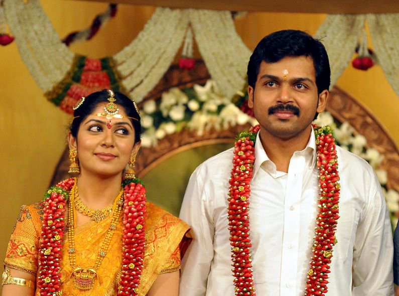 Photo of Karthi Wife Ranjini Wiki, Biography, Age, Daughter, Photos