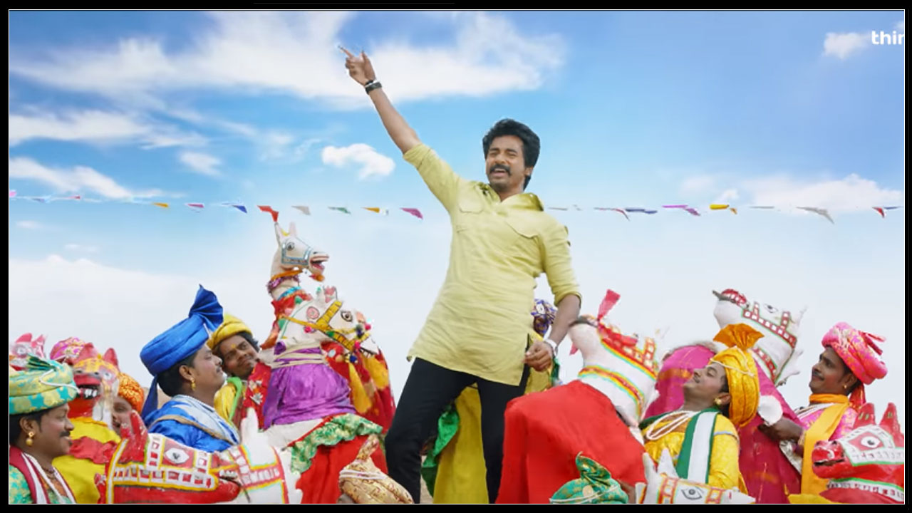 Photo of Seemaraja – Vaaren Vaaren Seemaraja Video Song
