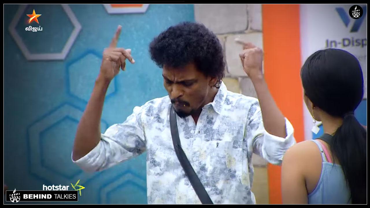 Photo of Bigg Boss Tamil: Sendrayan Talk About Aishwarya