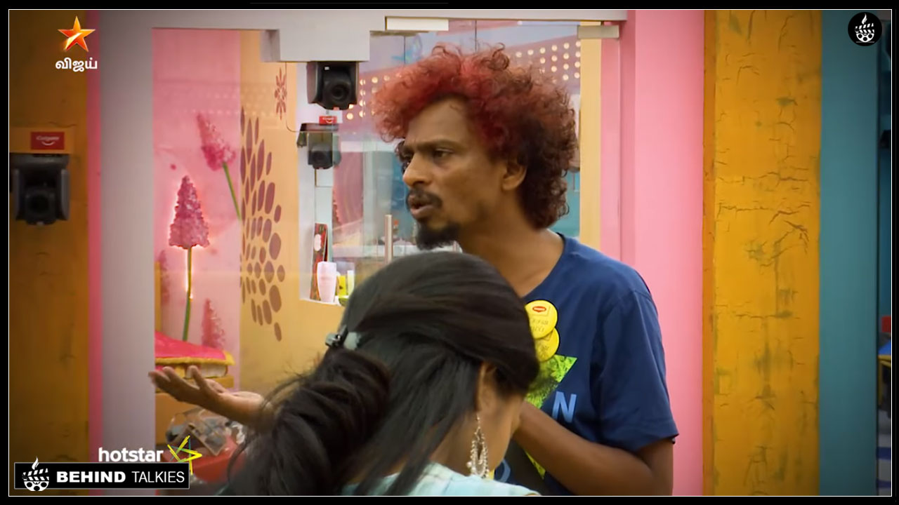 Photo of Bigg Boss Tamil: Fight Between Mumtaz And Sendrayan