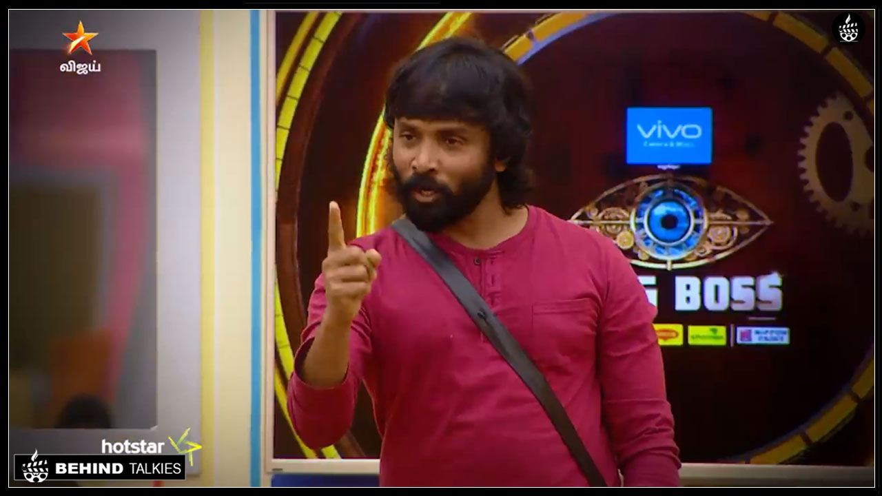 Photo of Bigg Boss Tamil: Snehan Teach How To Behave Infront Of Kamal